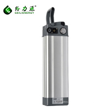 Voltaje personalizado inteligente PCB potencia li-ion bicicleta eléctrica caja de batería 36 v 10ah ebike batería 48 v