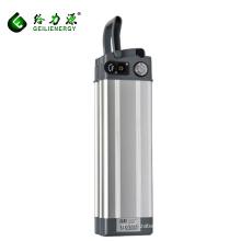 Custom voltage Intelligent PCB power li-ion electric bicycle battery case 36v 10ah ebike battery 48v