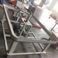Máquina de borde de cinta semiautomática