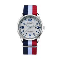 Moda unisex relógio de pulso