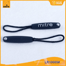 Hot Sale Nylon Zipper Puller with Custom Logo LR10008