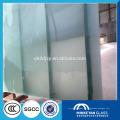 3-10mm Säure geätzt Glas mit CE / CCC / ISO mit Safe Corner