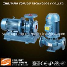Propulsor vertical de la tubería del acero inoxidable Motor marina de la bomba de agua centrífuga
