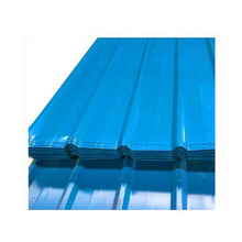 Color Coated Corrugated Steel Roofing Sheet Building