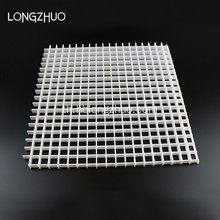 Plastic Square Eggcrate Grille Air Louver