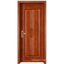 PU+HDF Molded Door (pH-Q039)