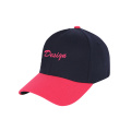 Custom Stylish Cotton Fabric 3D embroidery  Baseball Hats