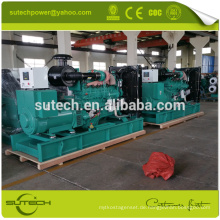 Niedriger Preis Generator 350 kva Hersteller von CUMMINS NTA855-G1B Motor angetrieben