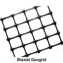Géogrilles biaxiales en plastique PP (Polypropylène)