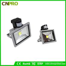 Lumière d'inondation de PIR de capteur de mouvement de 30W LED avec la prise