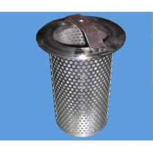 Facile à nettoyer le filtre à panier en fil métallique robuste