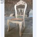 Marco de muebles de sofá de madera sin terminar al por mayor marco de madera tallado Marco de silla en stock