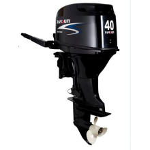 Modern Techniques 40HP Outboard Motor