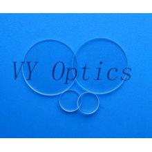 Diâmetro do vidro óptico. Janelas visíveis de 50,9 mm