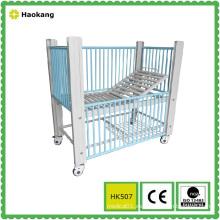 Cama pediátrica del hospital para el equipo médico ajustable de los niños (HK507)