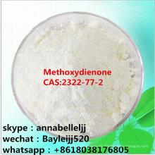 Methoxydienone de los esteroides de la pureza elevada del 99% Prohormones para el levantamiento de pesas Sarms CAS: 2322-77-2