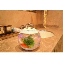 Fábrica de venda direta Aquários Red Fish Tank