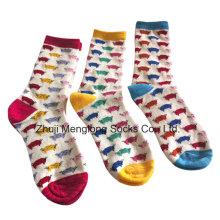 Sweety calcetines de algodón de alta calidad de la muchacha