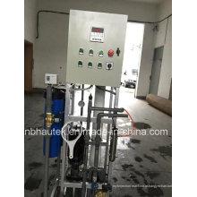Máquina de purificação de água potável para uso doméstico