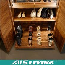 Cabinet de placard de garde-robe pour des chaussures avec des tiroirs (AIS-W357)