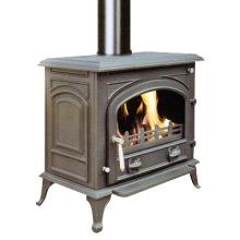 Calentador moderno del hierro fundido del diseño, estufa (fipa072)
