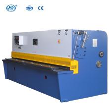 Machine de cisaillement hydraulique à poutre oscillante QC12Y-4X3200 NC