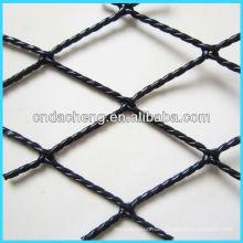 Hi-tenacity Faser Plastik-eingewickeltes verdrehtes Fischernetz