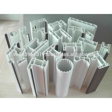 PVC profile for door and window - Dong A Plastic Group