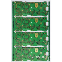 Pin pads y SMT pads PCB