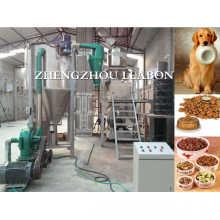 Chaîne de transformation d'aliments pour animaux