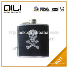 delicate mini high-quality hip flask