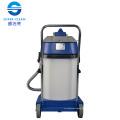 Aspirateur 60L avec réservoir en plastique