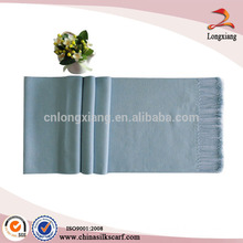 fashion popular elegant warm solid color plain pashmina scarf