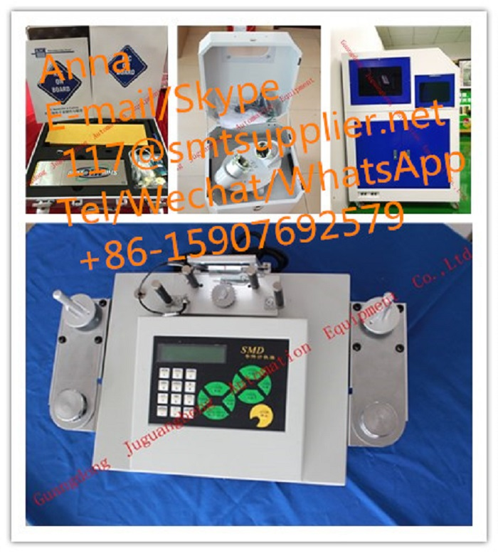 (j)Solder paste temperature back machine,SMD Component Counter,nozzle cleaning machine