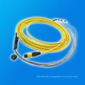 MTP-LC Farbband Faseroptik Patchkabel