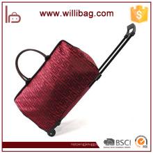 Hot New Product Fancy Travel Trolley Bag Vantage Luggage Bag