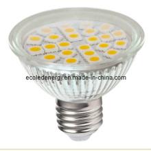 Luz LED 3W E27 con CE y Rhos