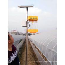 Lampe anti-moustique solaire rechargeable