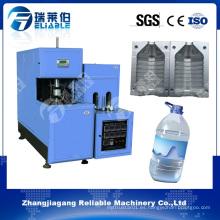 Máquina de moldeo por soplado semi automática del tarro del animal doméstico / de la botella