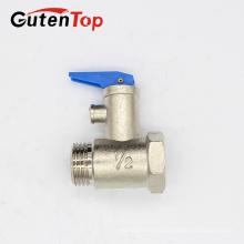 GutenTop высокое качество водонагреватель латунь предохранительный клапан кованая наружной резьбой клапан сброса давления