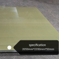 3240 Large Epoxy Laminated Sperrholz Custom