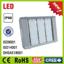 Nouveau réverbère extérieur en aluminium de haute puissance de conception de LED
