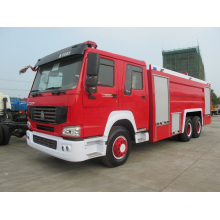 Good Quality Water Foam Fire Fighting Truck for Sale
