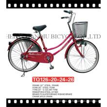 Medio Oriente Estilo Ciudad Bicicleta / Mujeres Bicicleta de la bici