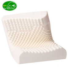 Wholesale in China of Contour Massage Latex Pillow for Home Furnitureand Hotel Furniture