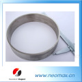 SmCo ring magnet for high temperature up to 550 degree application 240mm diameter