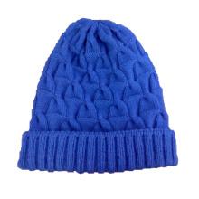 Bonnet tricoté de haute qualité