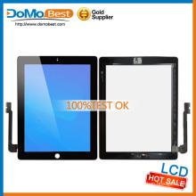 Remplacement pour iPad 4 Touch avec montage de bouton Home