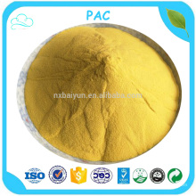 Las compras en línea de alta pureza PAC cloruro de polialuminio 30% de tratamiento de agua