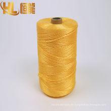 3 capas de cuerda de polipropileno retorcido de 3 mm y 4 mm